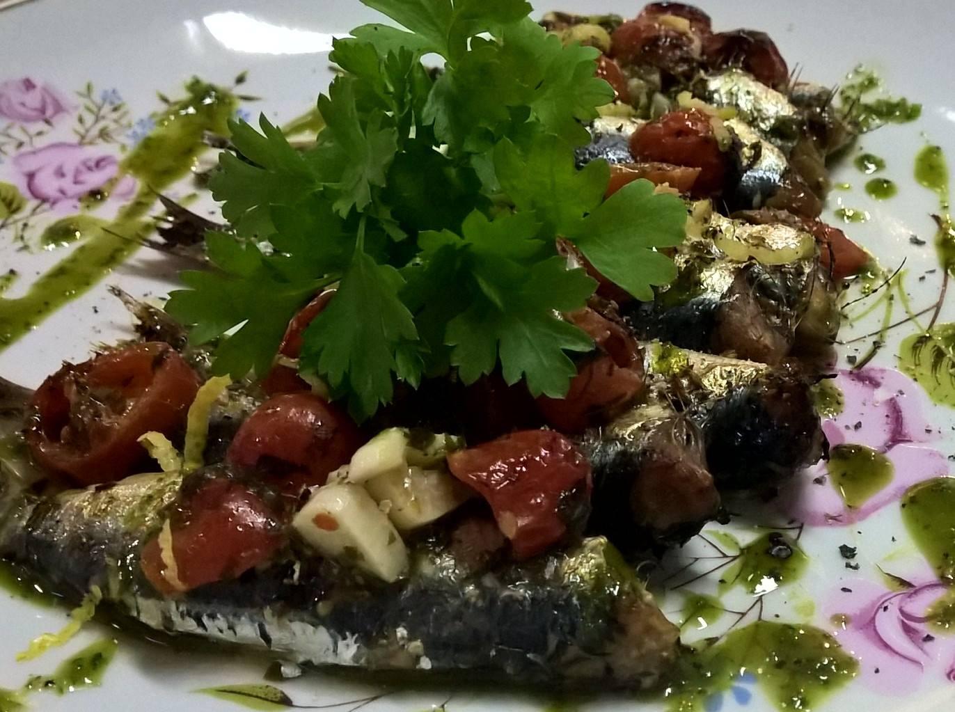 Evdemon sardines