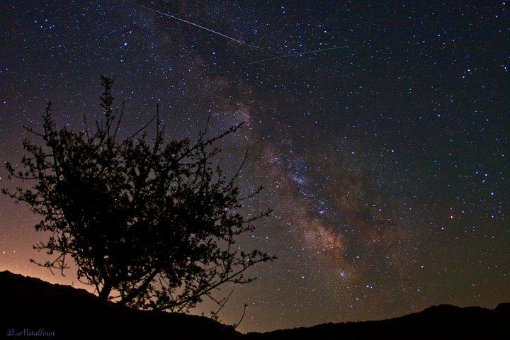 Bill Metallinos, astrophotographer