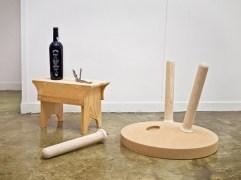 Gonçalo Campos cork table 1