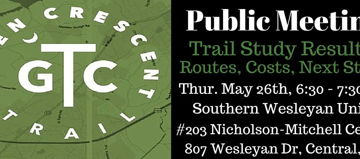 Green Crescent Trail Public Meeting
