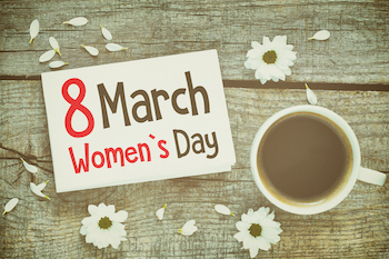 Celebrating International Women's Day at GreenCup Digital