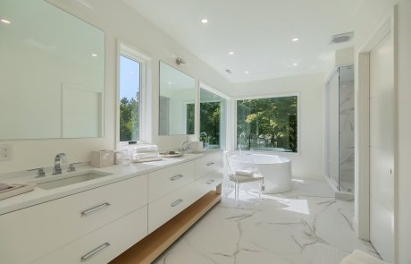 Sudbury Road - kitchen and bath design by Lisa Green Design