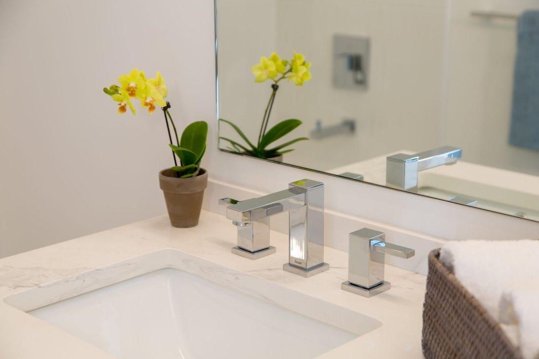 Kitchen, bathroom, and cabinet design by Lisa Green Design