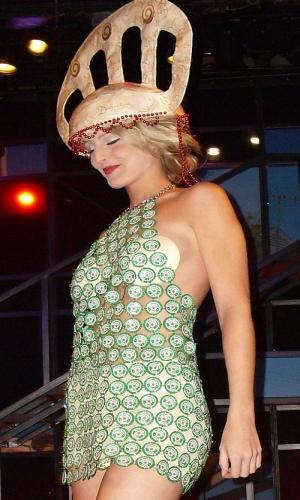 bottle cap dress 10