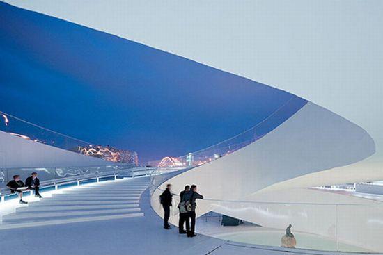 danish pavilion at shanghai expo 1