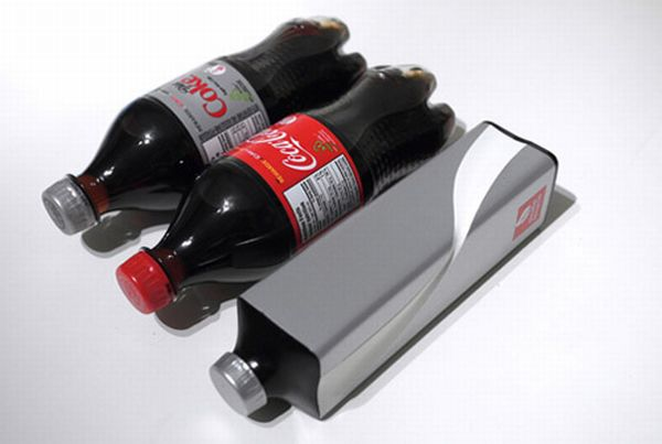 Eco Coke concept bottle