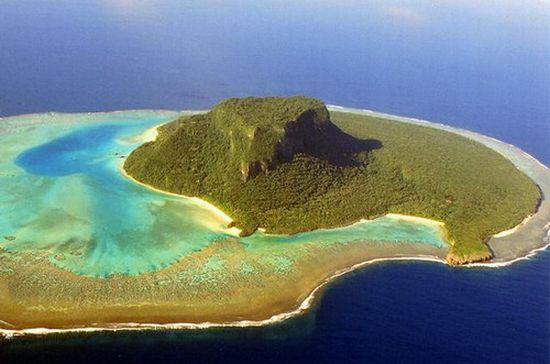 hat shaped vatu vara in lau archipelago fiji