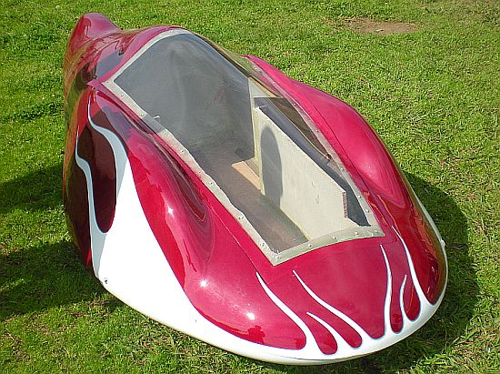 hice hydrogen powered car 2