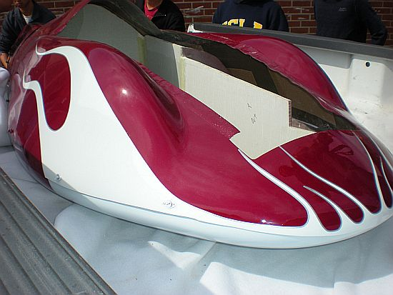 hice hydrogen powered car 3