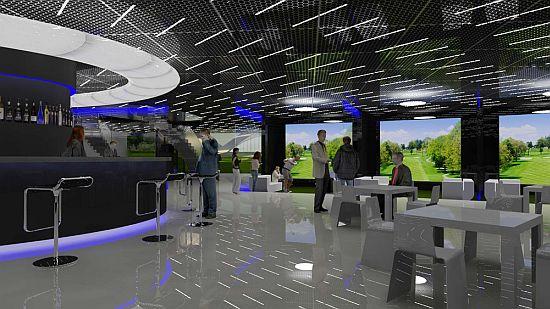 indoor golf arena zwarts jansma 3