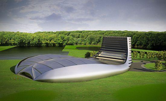 indoor golf arena zwarts jansma 4