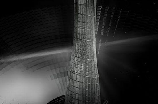 lunar solar power system 6