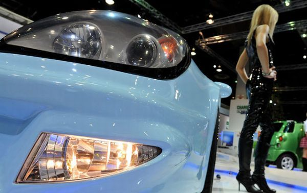 Volvo car of the future