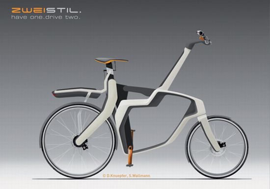 zweistil compact bike