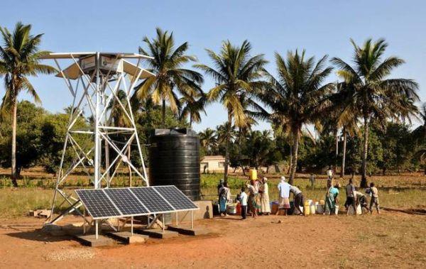 NSP Solar Pump by Pumpmakers