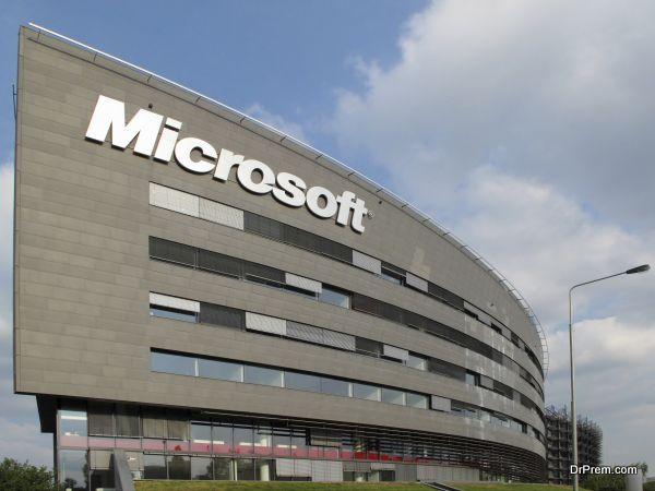 Microsoft Corporation headquarters