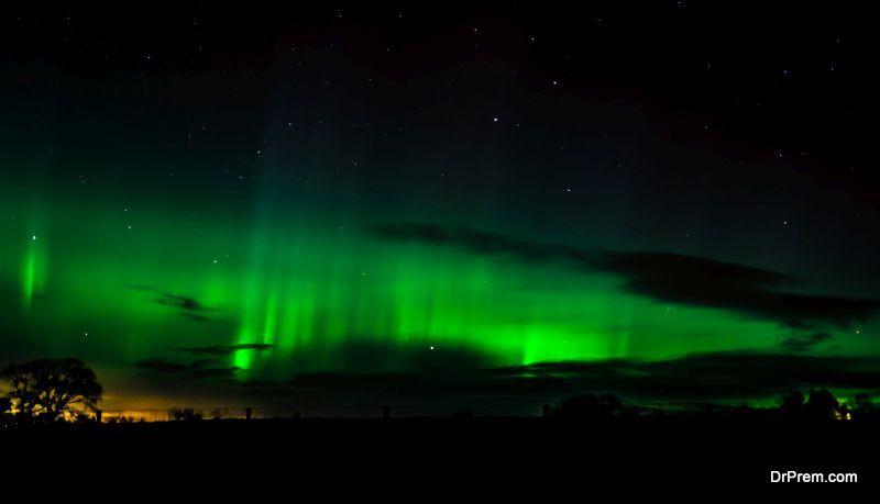 Ireland Northern Lights