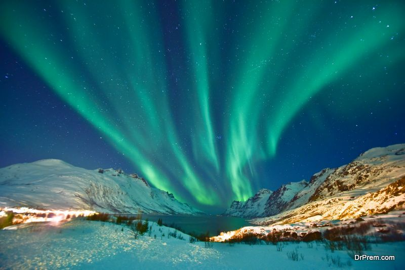 Sweden Northern Lights