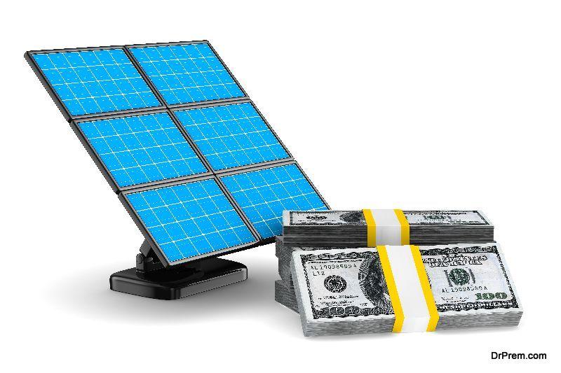 Solar energy tariffs expected to fall
