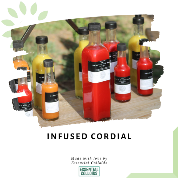 Infused Cordial