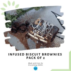 Biscuit Brownies