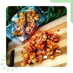 Infused Popcorn