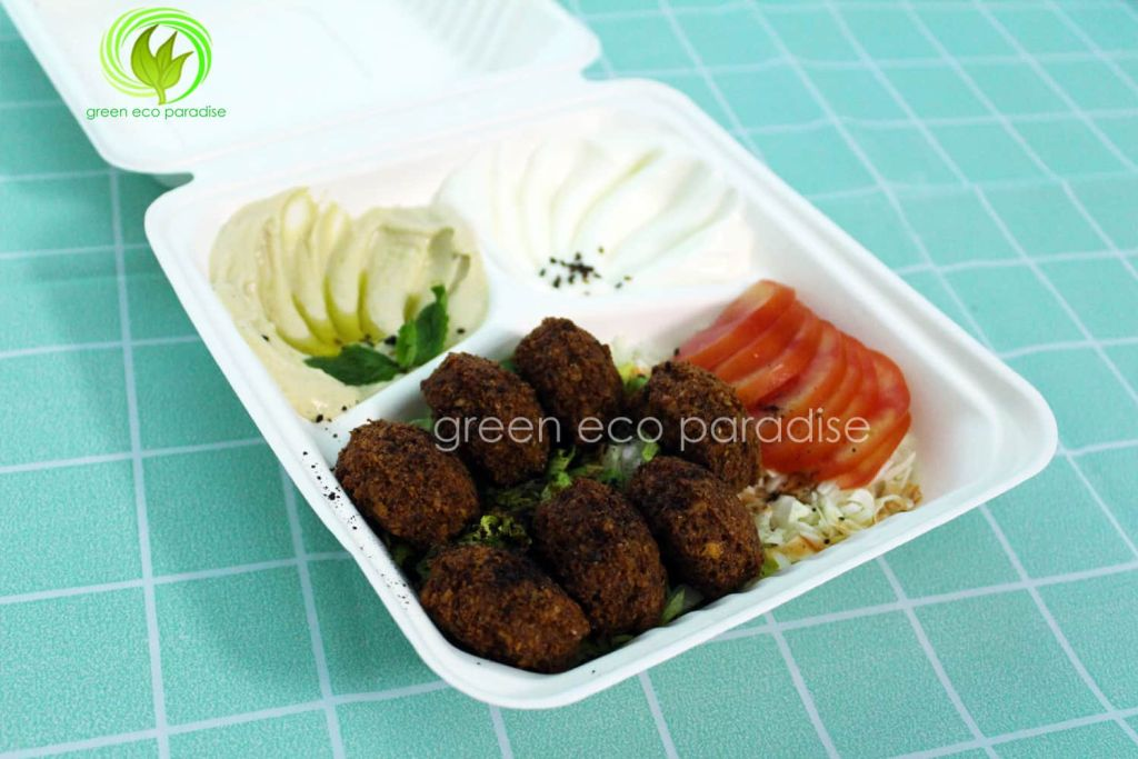 3 compartment food container malaysia
