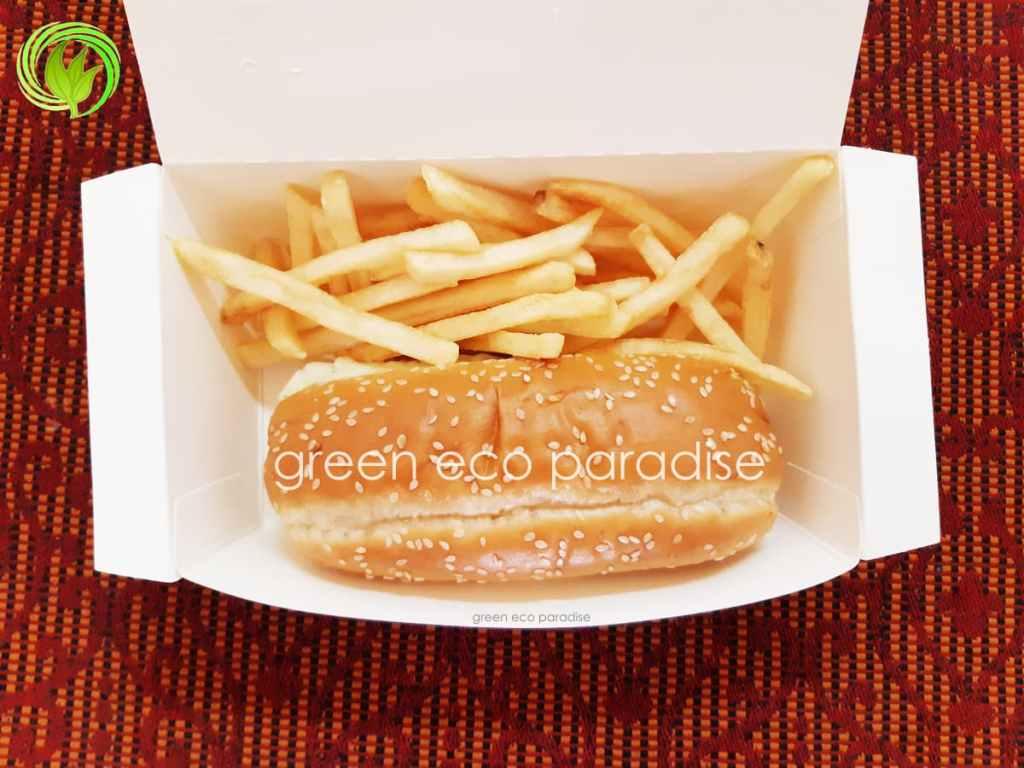 Sandwich packaging