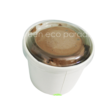 Ice cream cup with lid Malaysia