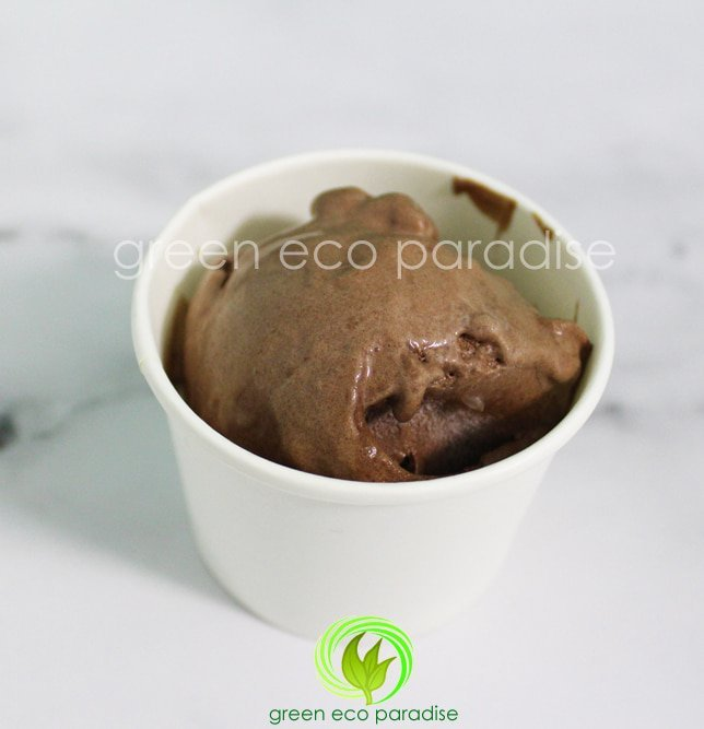 Ice cream cup Malaysia. Dessert food packaging supplier Malaysia.