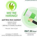 vacancy penang