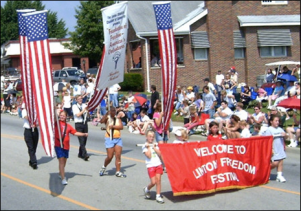 Linton Freedom Festival Parade