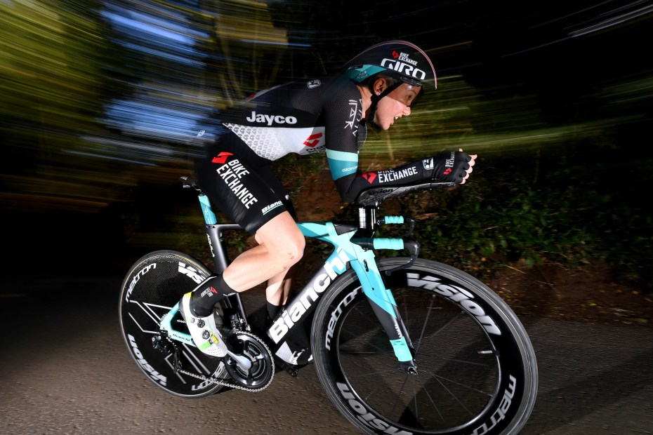 Roy 16th in Women's Tour stage three time trial