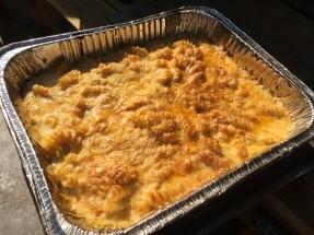 Smoked Macaroni & Cheese