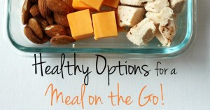 Healthy Options for a Meal on the Go Low Carb Protein Pack