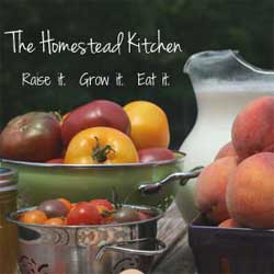 The Homestead Kitchen e-book