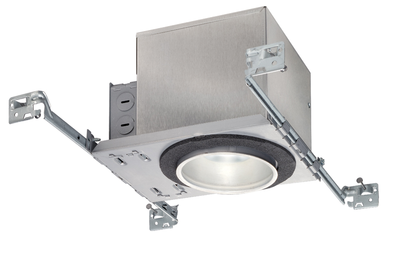 """4/"""" INCH RECESSED CAN LIGHT FIXTURE IC RATED AIR TIGHT 120V 09-4HNICAT"""