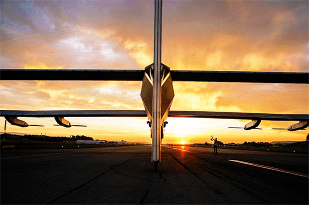 Photo Credit: Solar Impulse