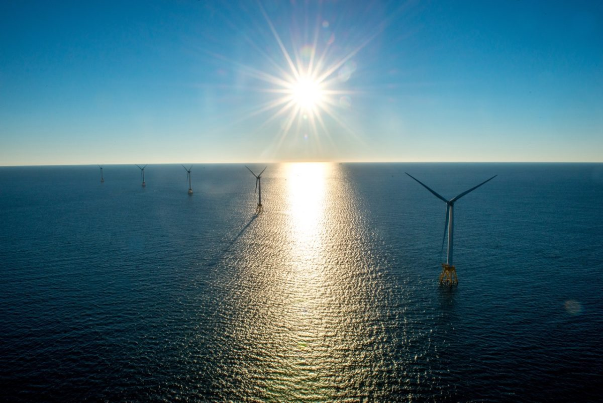 Block Island wind farm (Photo: Deepwater Wind)