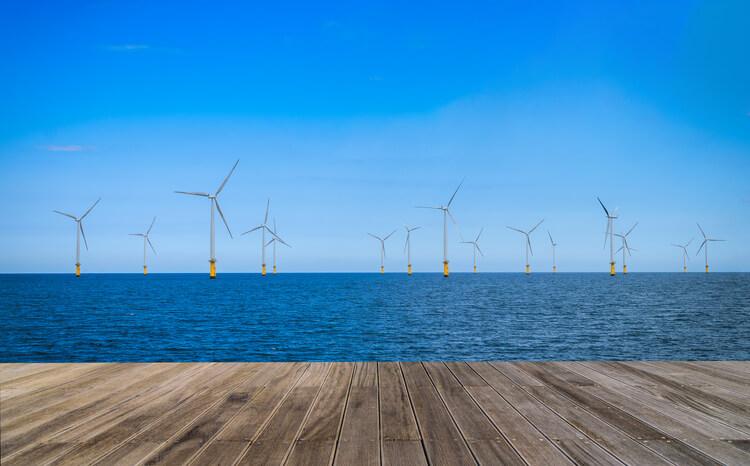 Offshore windpower (iStock image)