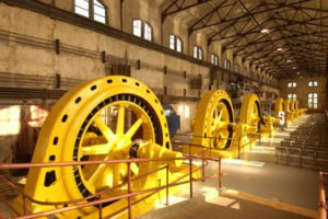 Hydro Electric Dam Mechanicville NY