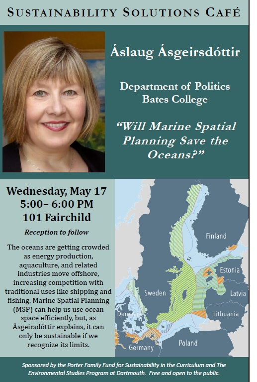 Will Marine Spatial Planning Save Oceans