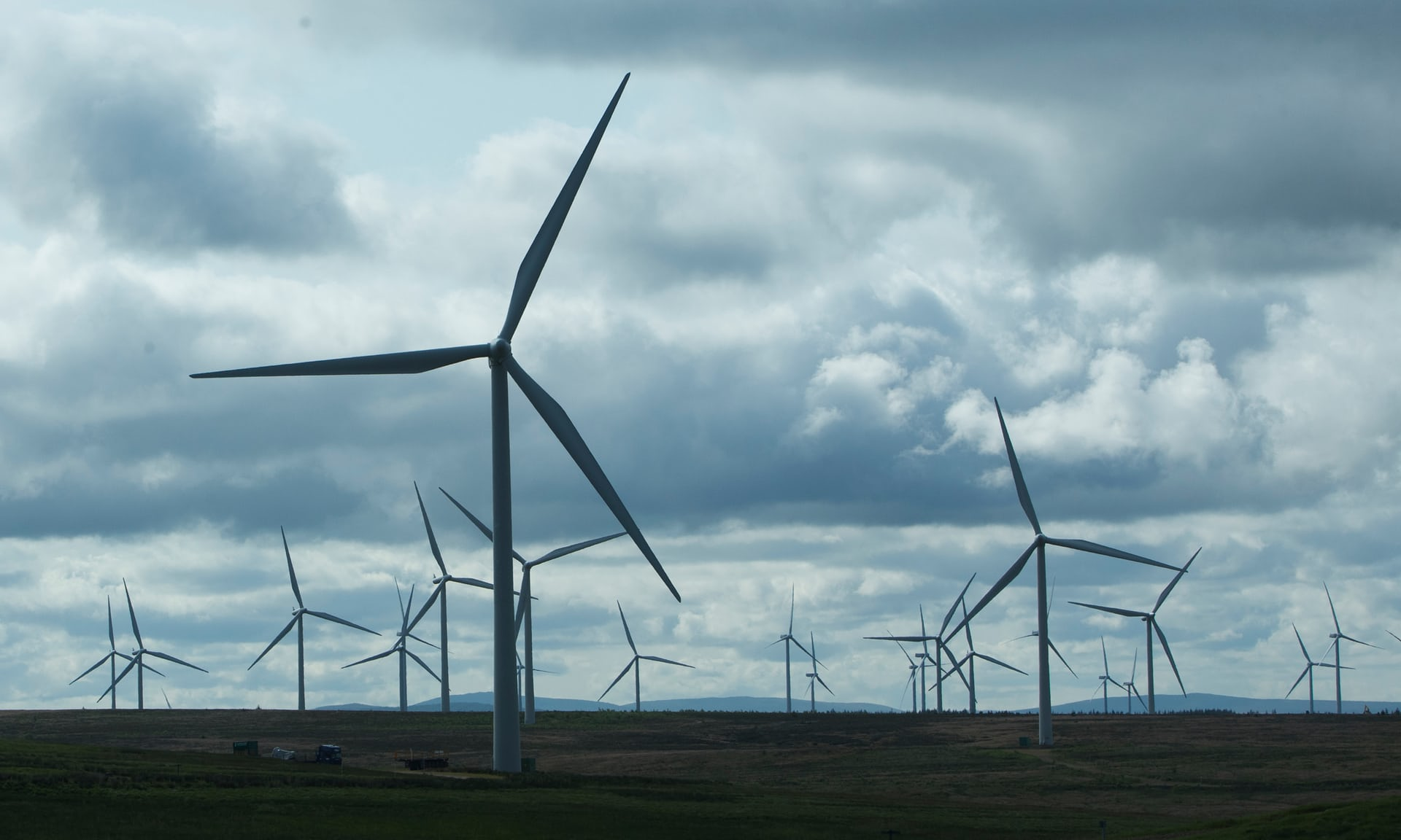 UK wind turbines (Photo: Danny Lawson | PA)