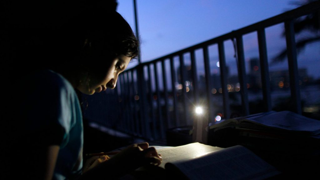 Living without power (Getty Images)