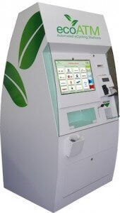 ecoATM Recycling Station