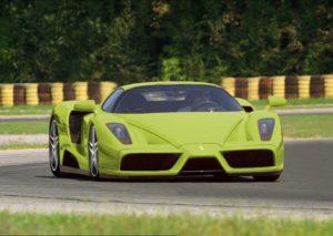 Ferrari Enzo Green