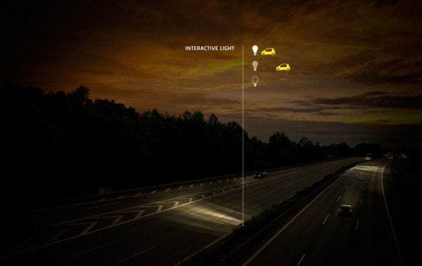 Smart Highway Interactive Light