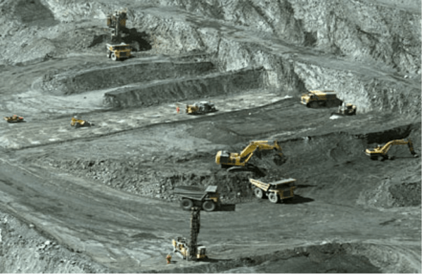green mining