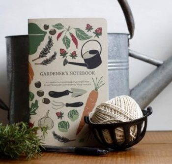 Gardener's Notebook Accessories