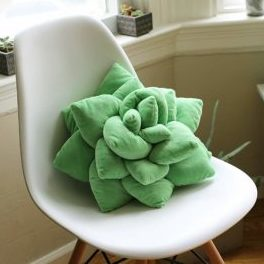 Plump Succulent Pillow Accessories [tag]